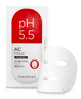 【NEW】pH5.5 Efficacy AC マスク