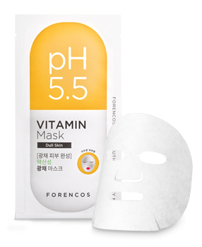 【NEW】pH5.5 Efficacy Vitaminマスク